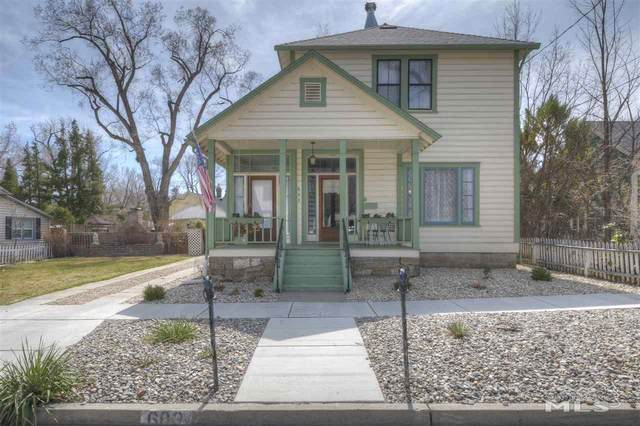 603 W Spear Street, Carson City, NV 89703 (MLS #210003929) :: Morales Hall Group