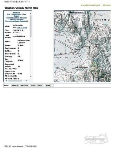 201 Fish Springs Rd., Gerlach, NV 89412 (MLS #210003931) :: Theresa Nelson Real Estate