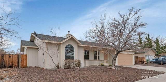 203 Sandy Way, Dayton, NV 89403 (MLS #210003955) :: NVGemme Real Estate