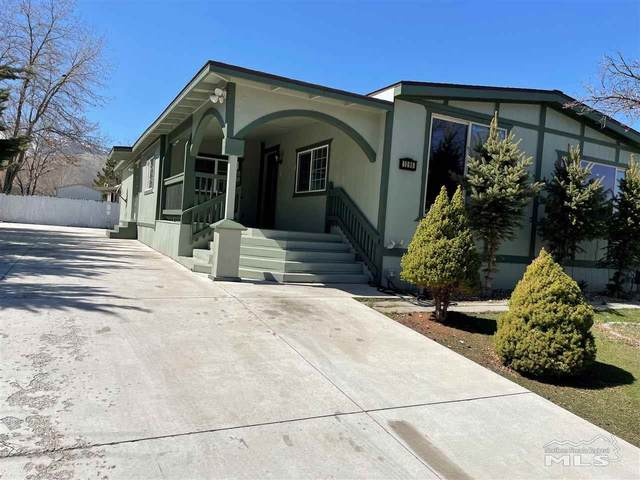 1096 Jewell Avenue, Carson City, NV 89701 (MLS #210003972) :: Theresa Nelson Real Estate