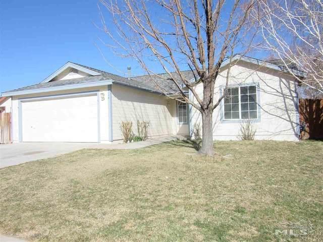 514 Sugarloaf Drive, Dayton, NV 89403 (MLS #210003993) :: Chase International Real Estate