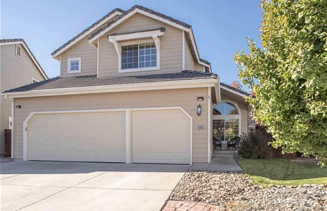 4688 Hydepark Court, Reno, NV 89502 (MLS #210003998) :: Morales Hall Group