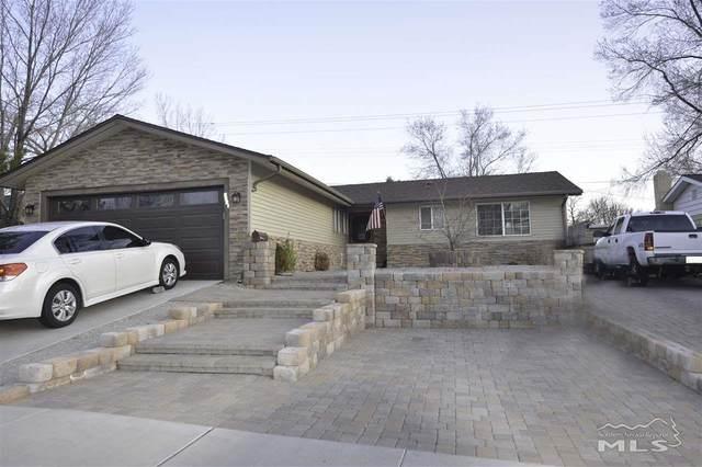 3201 Douglas Dr, Carson City, NV 89701 (MLS #210004002) :: NVGemme Real Estate