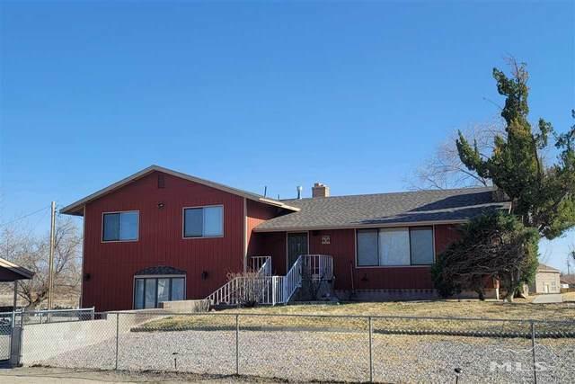 2777 Highland Drive, Fallon, NV 89406 (MLS #210004007) :: NVGemme Real Estate