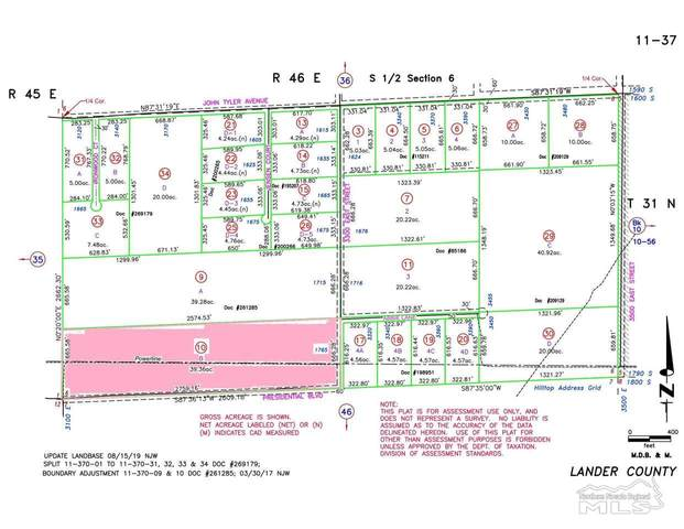 1765 3300 East, Battle Mountain, NV 89820 (MLS #210004009) :: Chase International Real Estate