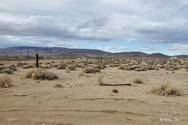 4475 Flagg St., Silver Springs, NV 89429 (MLS #210004016) :: Vaulet Group Real Estate