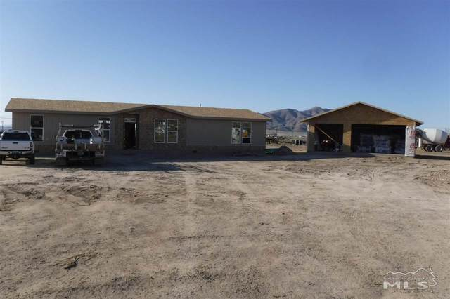 6360 N Brinkerhoff Ct, Winnemucca, NV 89445 (MLS #210004032) :: The Mike Wood Team