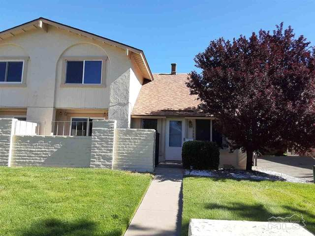 3908 Pheasant Drive, Carson City, NV 89701 (MLS #210004039) :: NVGemme Real Estate