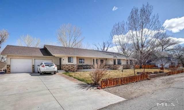 5520 Rivers Edge, Fallon, NV 89406 (MLS #210004045) :: NVGemme Real Estate