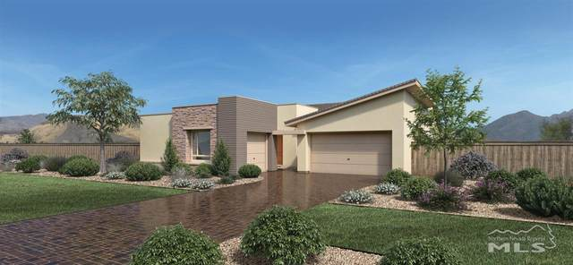 9193 Wild Skies Ct Homesite 141, Reno, NV 89523 (MLS #210004054) :: Morales Hall Group