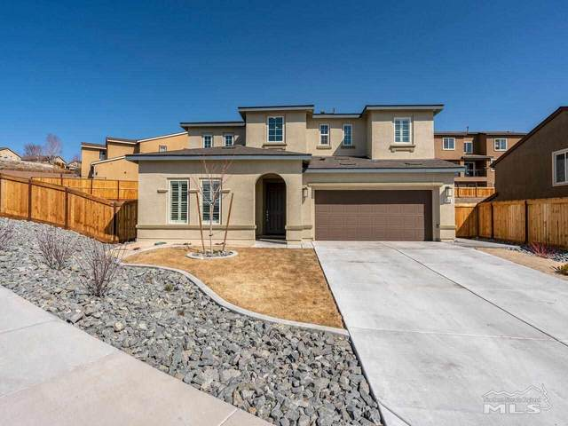 3019 Creekside, Sparks, NV 89431 (MLS #210004056) :: Chase International Real Estate