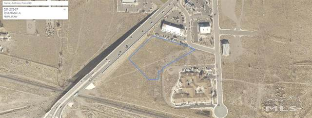 1205 Penny Lane, Fernley, NV 89408 (MLS #210004076) :: Chase International Real Estate