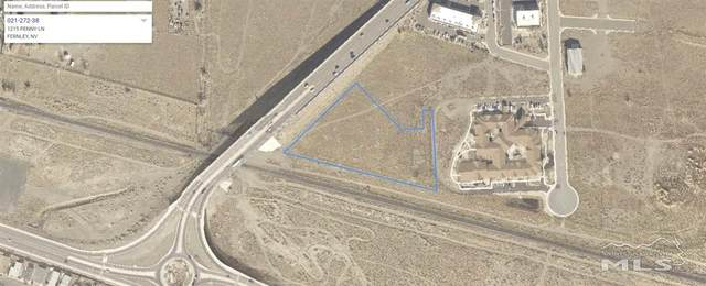 1215 Penny Lane, Fernley, NV 89408 (MLS #210004077) :: Chase International Real Estate