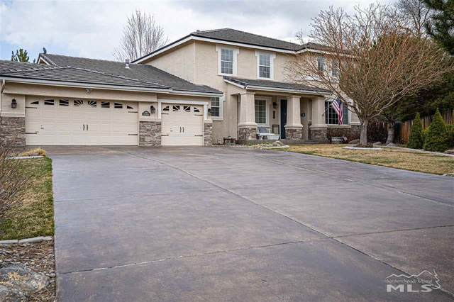 5725 Stillmeadow Court, Reno, NV 89502 (MLS #210004080) :: Morales Hall Group