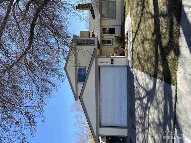 2134 Rosemary Drive, Sparks, NV 89434 (MLS #210004085) :: NVGemme Real Estate