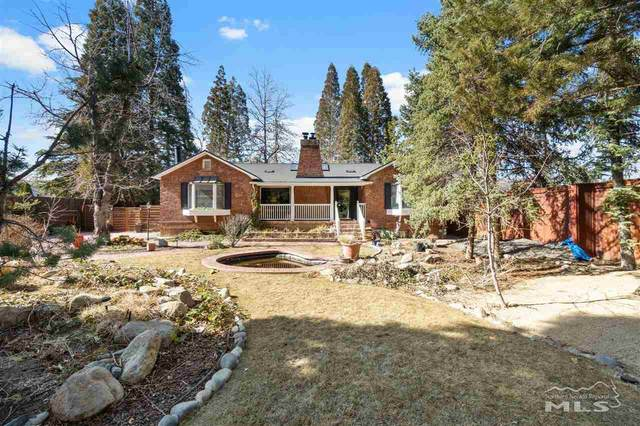2777 Mayberry, Reno, NV 89509 (MLS #210004094) :: NVGemme Real Estate