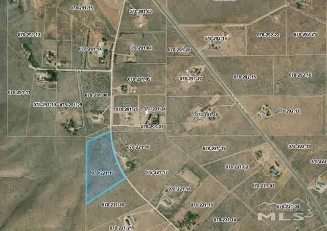 605 Appaloosa Circle, Reno, NV 89508 (MLS #210004100) :: Craig Team Realty