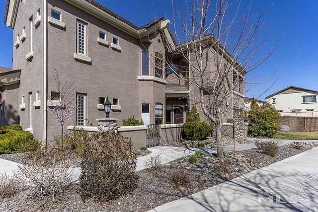 9900 Wilbur May Pkwy #2602, Reno, NV 89521 (MLS #210004110) :: Morales Hall Group