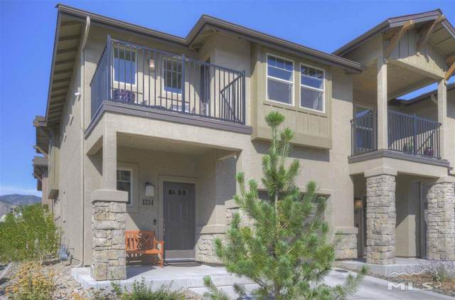 1268 Saltern Drive, Carson City, NV 89706 (MLS #210004127) :: Morales Hall Group