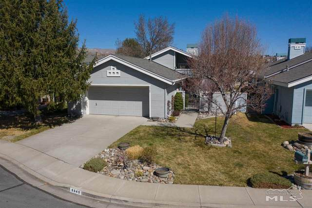 3345 Blackstone Court, Reno, NV 89509 (MLS #210004139) :: Morales Hall Group