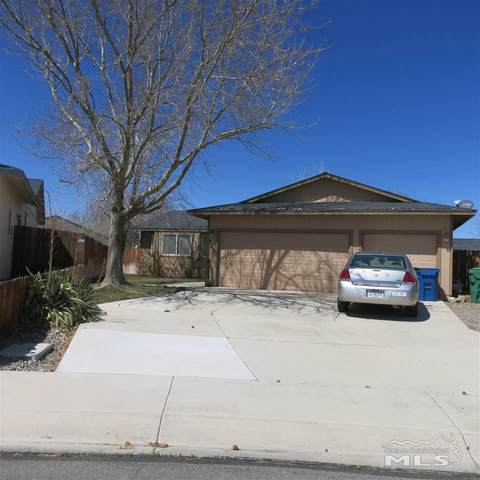 713 Todd Ct, Fernley, NV 89408 (MLS #210004143) :: The Mike Wood Team