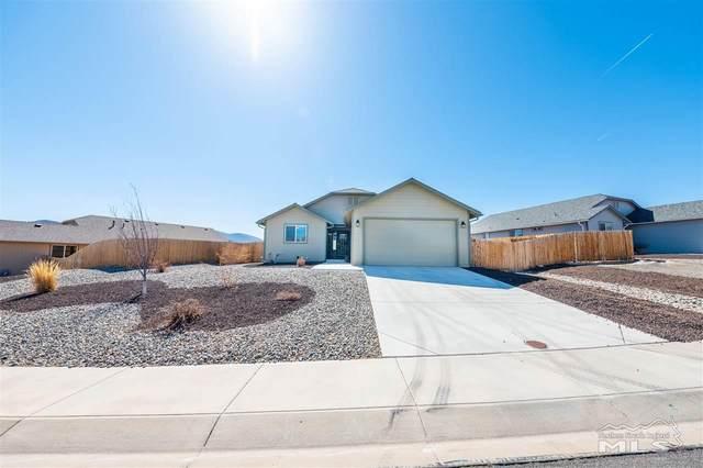 1395 Grassland Road, Dayton, NV 89403 (MLS #210004158) :: NVGemme Real Estate