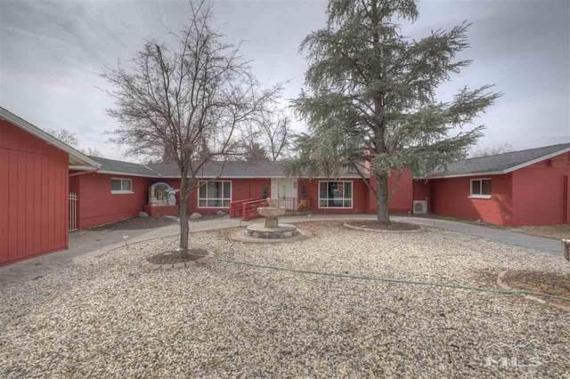 598 W Plumb Ln Reno, Reno, NV 89509 (MLS #210004162) :: Vaulet Group Real Estate