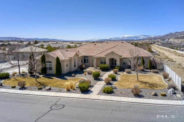 280 Spanish Sand Drive, Sparks, NV 89441 (MLS #210004171) :: The Mike Wood Team