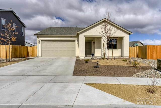961 Estuary, Reno, NV 89506 (MLS #210004172) :: Morales Hall Group