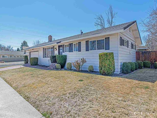 1455 Samuel Way, Reno, NV 89509 (MLS #210004174) :: Morales Hall Group