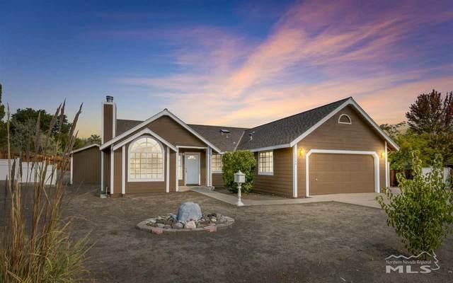 4244 E Fifth Street, Carson City, NV 89701 (MLS #210004178) :: NVGemme Real Estate
