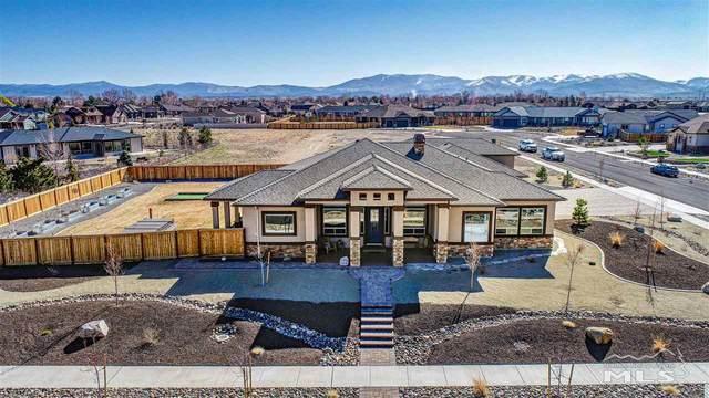 1110 Secret Court, Gardnerville, NV 89460 (MLS #210004188) :: NVGemme Real Estate