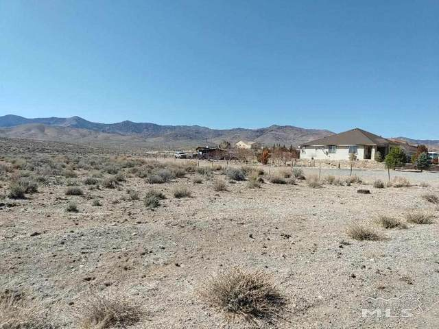 6405 Iron Mountain Blvd., Stagecoach, NV 89429 (MLS #210004197) :: Vaulet Group Real Estate