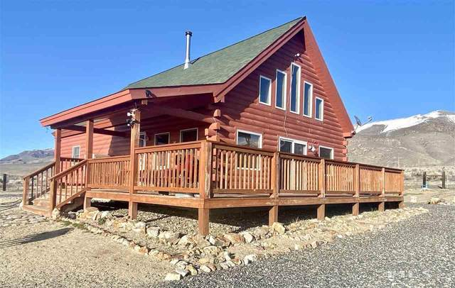 20560 Old Victory, Lovelock, NV 89419 (MLS #210004204) :: The Mike Wood Team