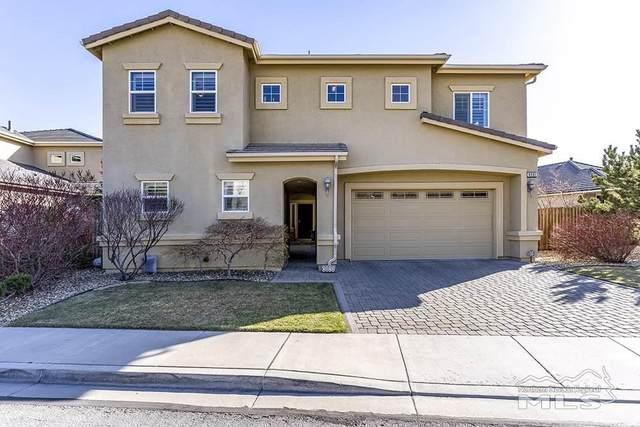 8080 Anselmo Ct., Reno, NV 89523 (MLS #210004205) :: NVGemme Real Estate
