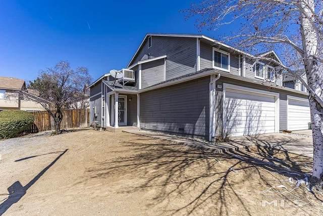 1701 Ashley Park Ct., Sparks, NV 89434 (MLS #210004220) :: NVGemme Real Estate
