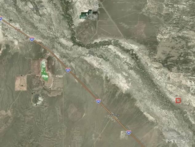 Apn 07-0421-19 Humboldt County, Winnemucca, NV 89445 (MLS #210004225) :: The Mike Wood Team