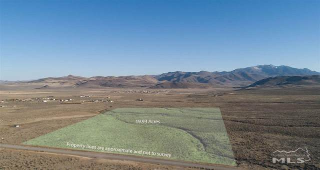Lot 46 B Seneca, Stagecoach, NV 89429 (MLS #210004229) :: The Mike Wood Team