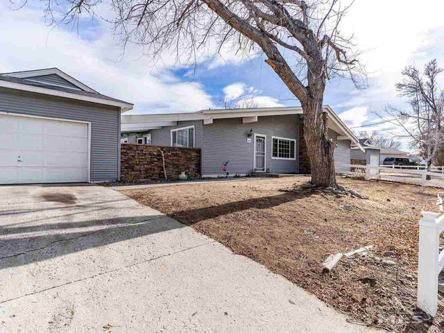 12282 Green Mountain St., Reno, NV 89506 (MLS #210004232) :: Morales Hall Group