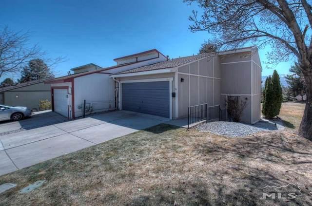 3540 Balboa Dr Reno, Reno, NV 89503 (MLS #210004241) :: NVGemme Real Estate