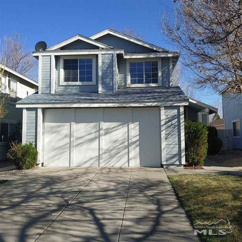 7587 Lighthouse Ln, Reno, NV 89511 (MLS #210004243) :: Morales Hall Group