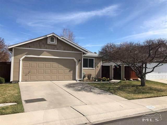 1765 Shamrock, Minden, NV 89423 (MLS #210004252) :: NVGemme Real Estate