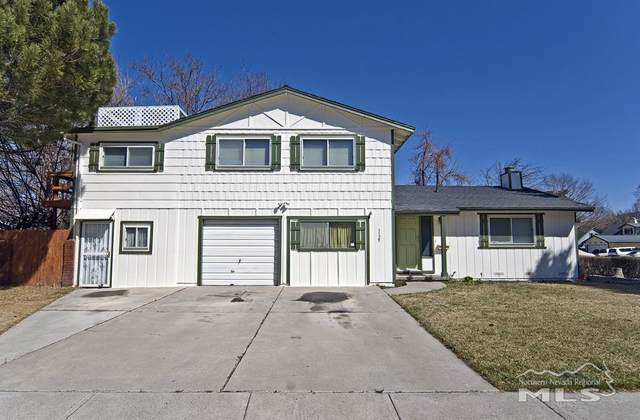 1125 E Huffaker, Reno, NV 89511 (MLS #210004255) :: Craig Team Realty