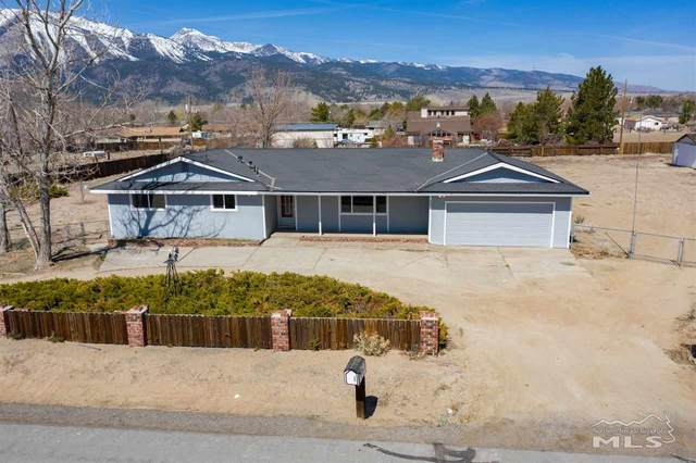 245 Puma Dr, Washoe Valley, NV 89704 (MLS #210004257) :: Morales Hall Group
