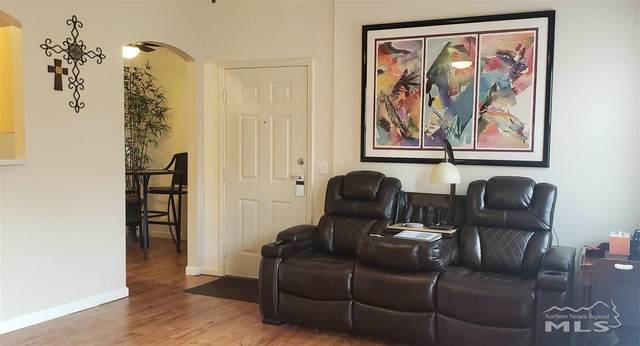 6850 Sharlands V1128, Reno, NV 89523 (MLS #210004262) :: NVGemme Real Estate