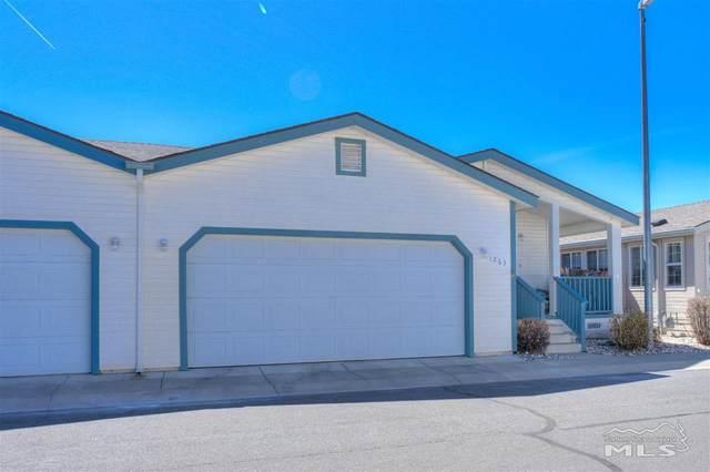 1263 Gambrel Drive, Carson City, NV 89701 (MLS #210004269) :: Morales Hall Group