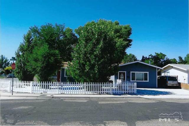 307 Sherry Way, Yerington, NV 89447 (MLS #210004271) :: The Mike Wood Team