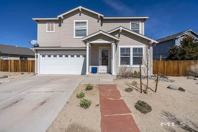 7771 Tulear, Reno, NV 89506 (MLS #210004280) :: Morales Hall Group