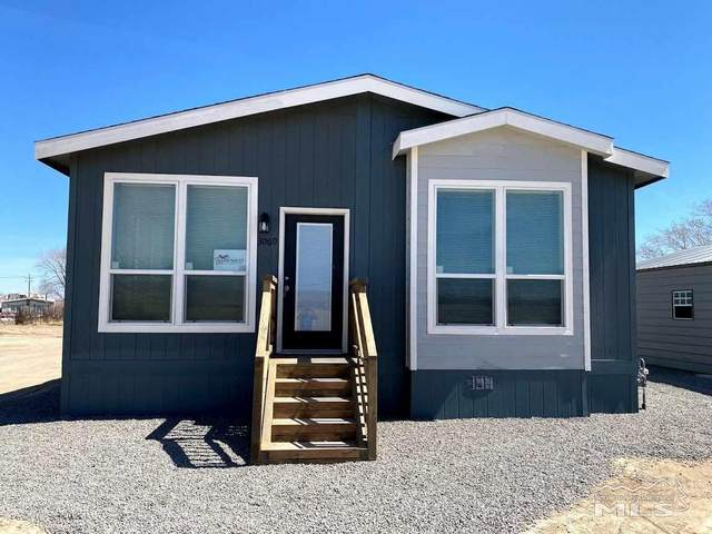3060 Elm, Silver Springs, NV 89429 (MLS #210004287) :: Colley Goode Group- eXp Realty