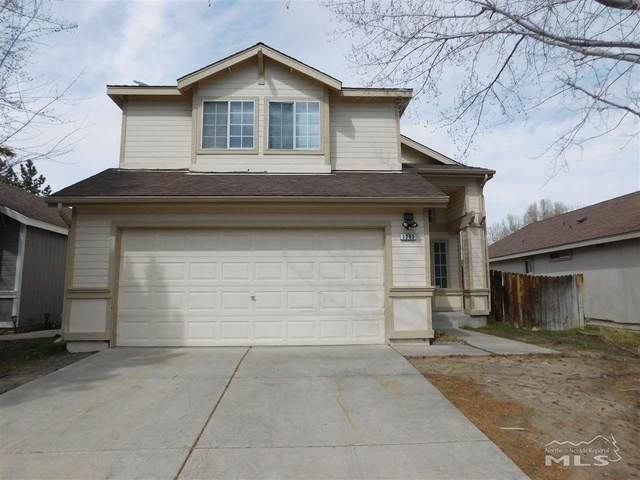 5095 Cassandra, Reno, NV 89523 (MLS #210004289) :: NVGemme Real Estate
